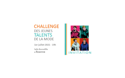 Challenge des Jeunes Talents de la Mode – Edition 2021